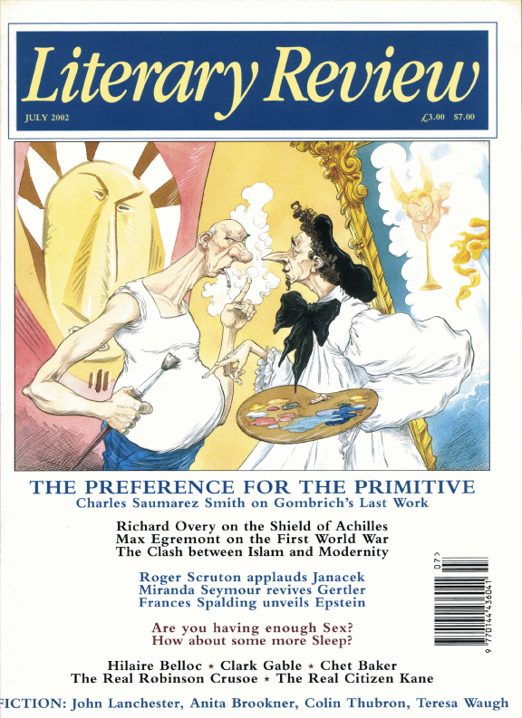 Issue 289 | Literary Review
