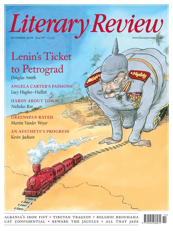 Literature review magazine